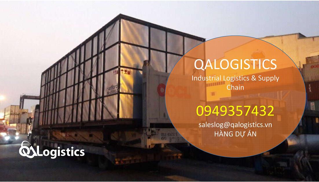 QALogistics - Hàng dự án