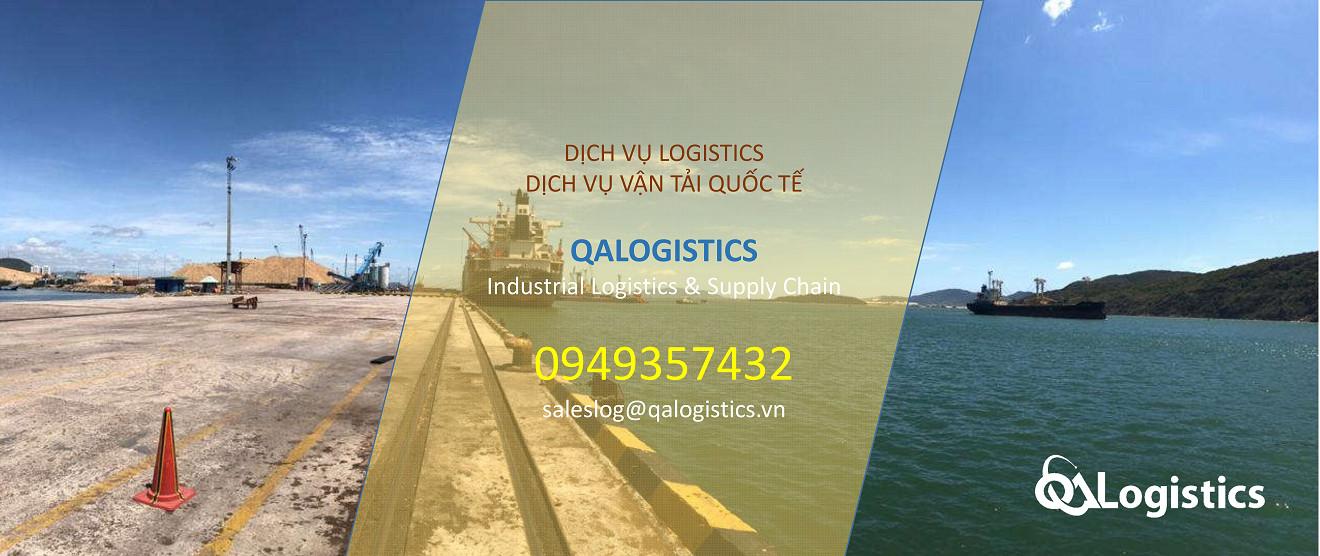 Dịch vụ Logistics - Dịch vụ vận tải quốc tế